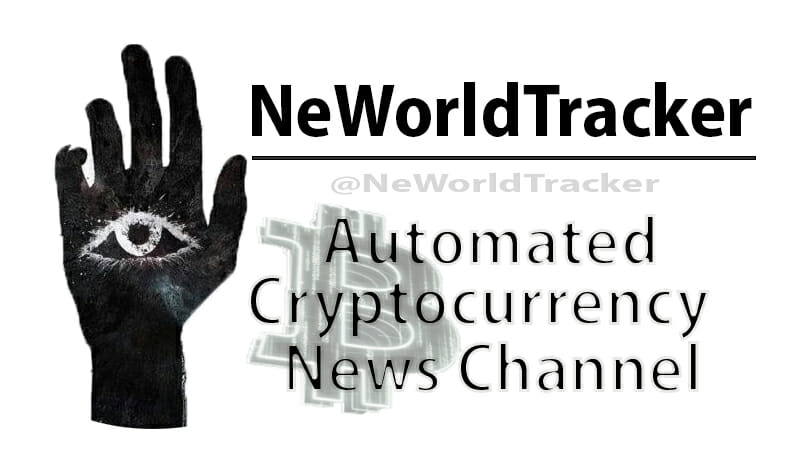 The NeWorldTracker – The Best Crypto News Channel for Serious Crypto Enthusiasts