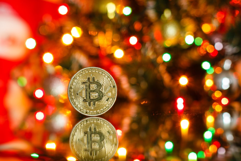 How to Give Someone Bitcoin as a Christmas Gift?