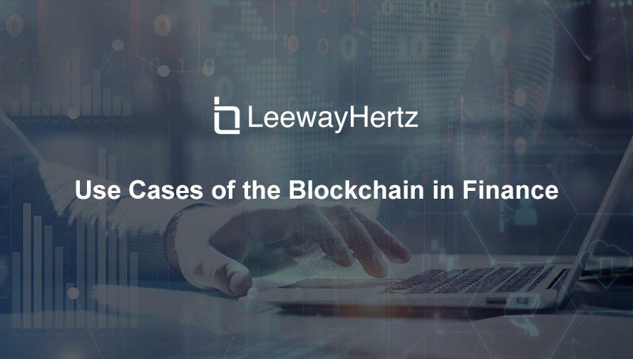 Use Ases of the Blockchain in Finance