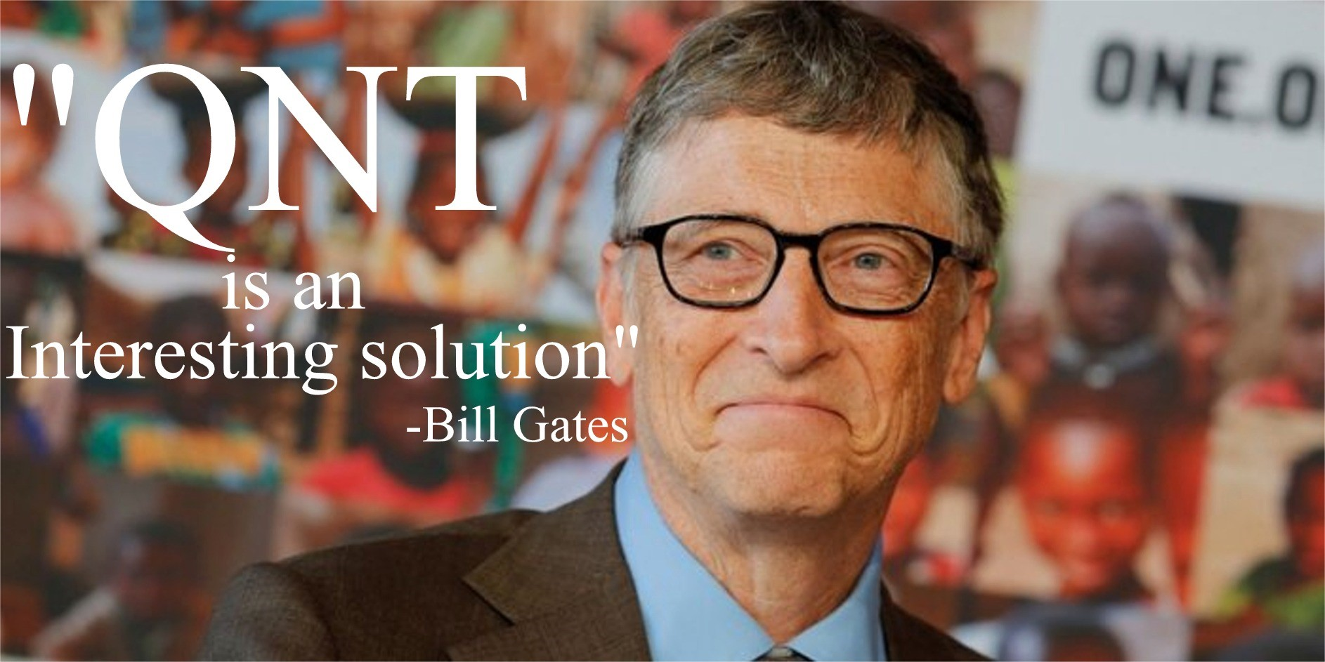 Bill Gates interested in Crypto Currency Quant