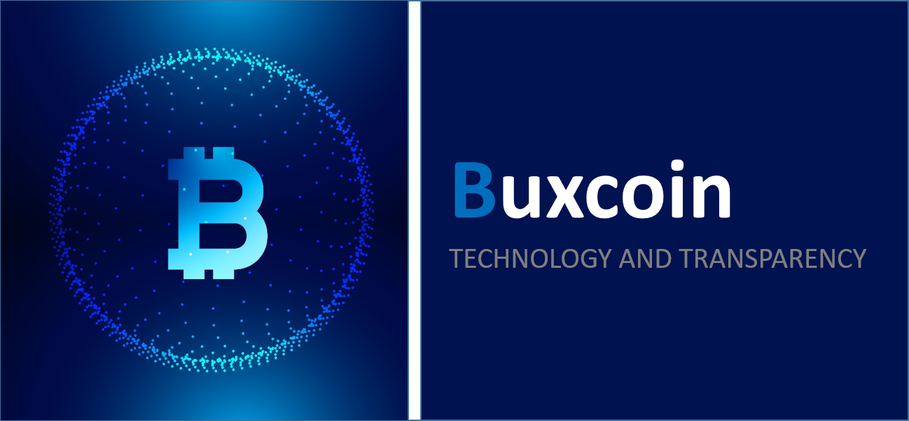 Technology and Transparency – Key Features of Buxcoin