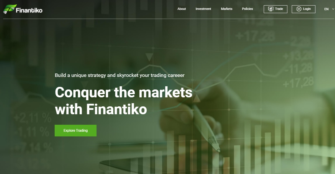 Finantiko Review – Prominent Features of the Broker