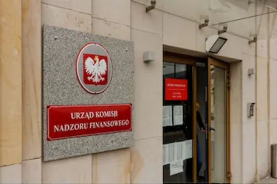 Poland's KNF Raises Cryptocurrency Concerns To Investors