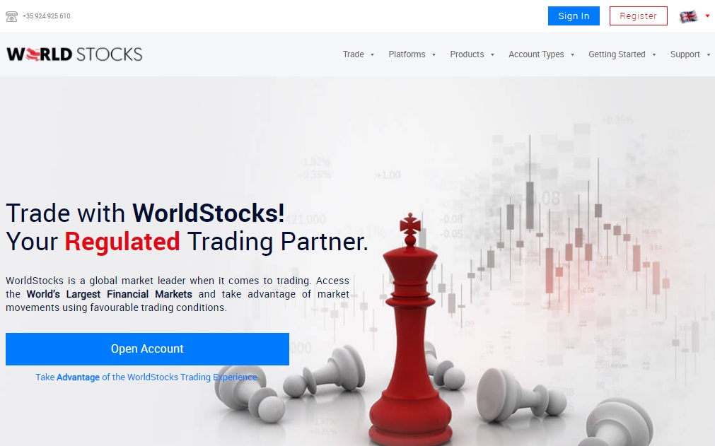 WorldStocks Review – Everything you Should Know about the Broker