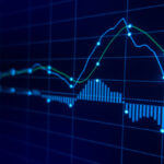 Stock,Market,Trading,Graph,And,Candlestick,Chart,For,Financial,Investment